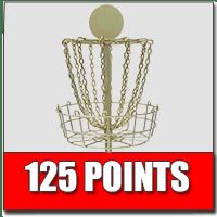 Mini basket trophies