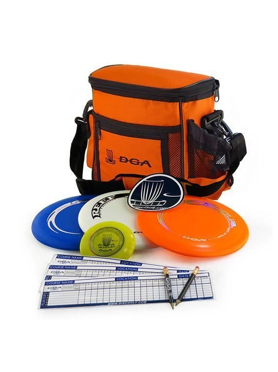 DGA Beginner Disc Golf Starter Set