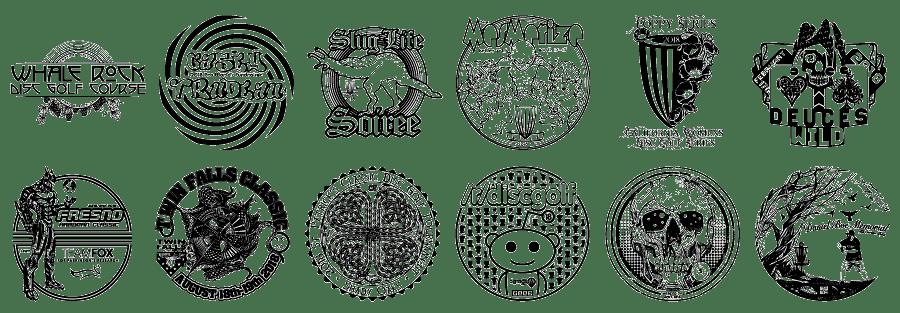Custom Hot Stamps Tournament Sponsorship 2