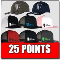 Tournament Sponsorship Cash Back Rewards-25-points-caps