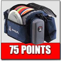 Tournament Sponsorship Cash Back Rewards-75-points-elite-shield-bag