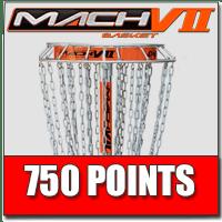Tournament Sponsorship Cash Back Rewards - 750 points Mach 7