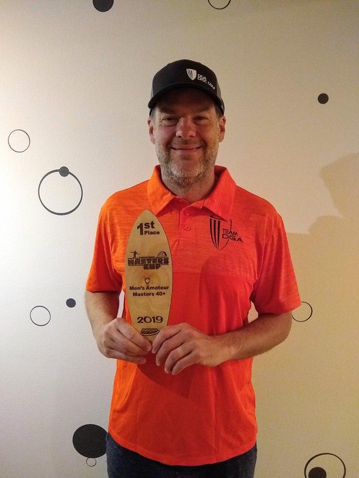 Dandridge Marsh 1st Place Masters Cup