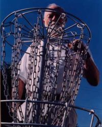 The Father of Disc Golf
