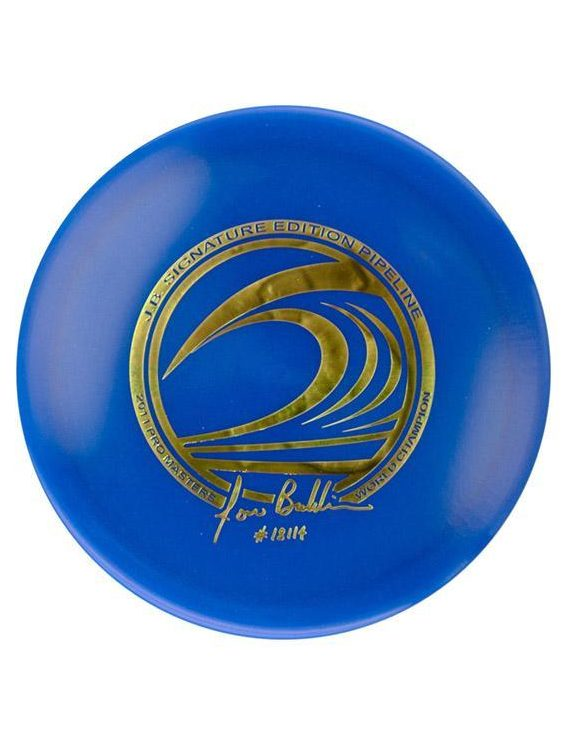 DGA Team JB Signature Edition Pipeline Driver Blue Disc