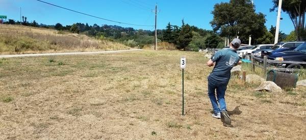 The Barnyard Disc Golf Course - Tonn's Travels