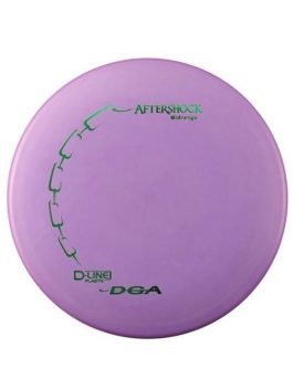 DGA Aftershock Midrange D Line Purple Disc