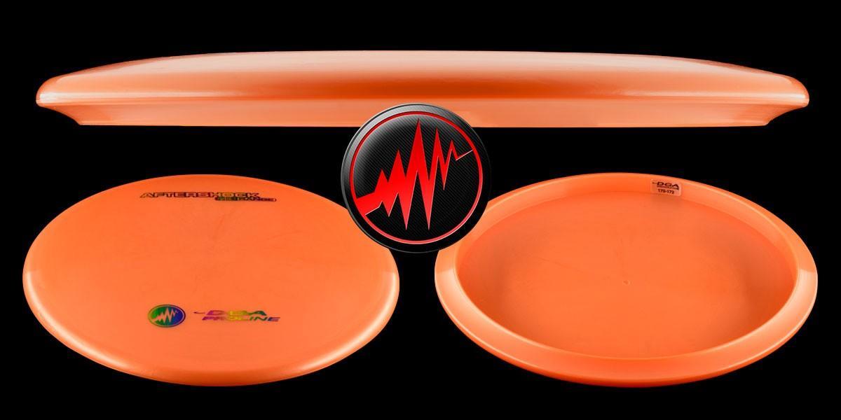 DGA Aftershock Midrange-ProLine Disc Hero Image