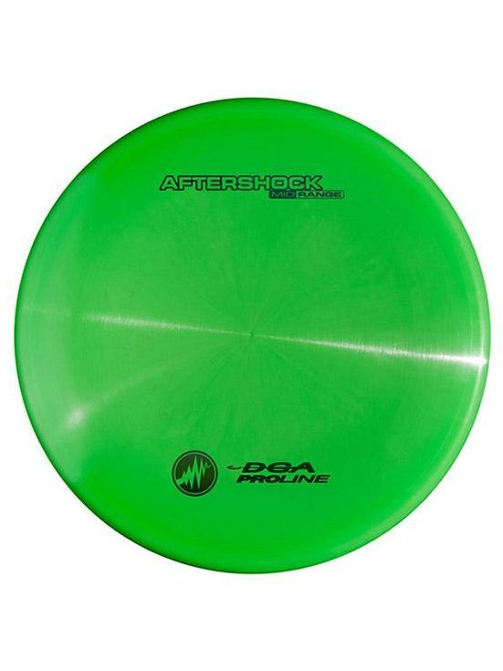 DGA Aftershock Midrange Proline Green Disc
