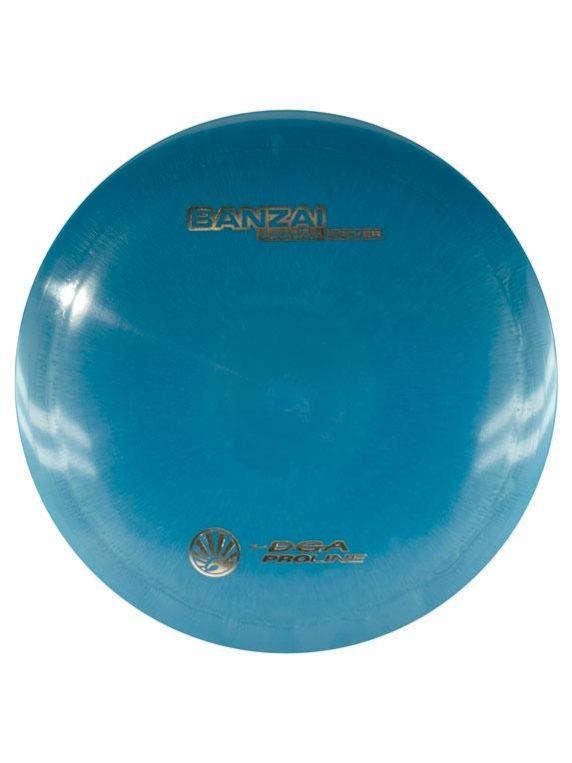 DGA Banzai Fairway Driver Proline Blue Disc