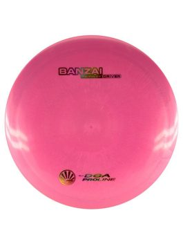 ProLine Banzai Disc Golf Fairway Driver