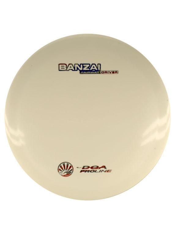 DGA Banzai Fairway Driver Proline White Disc
