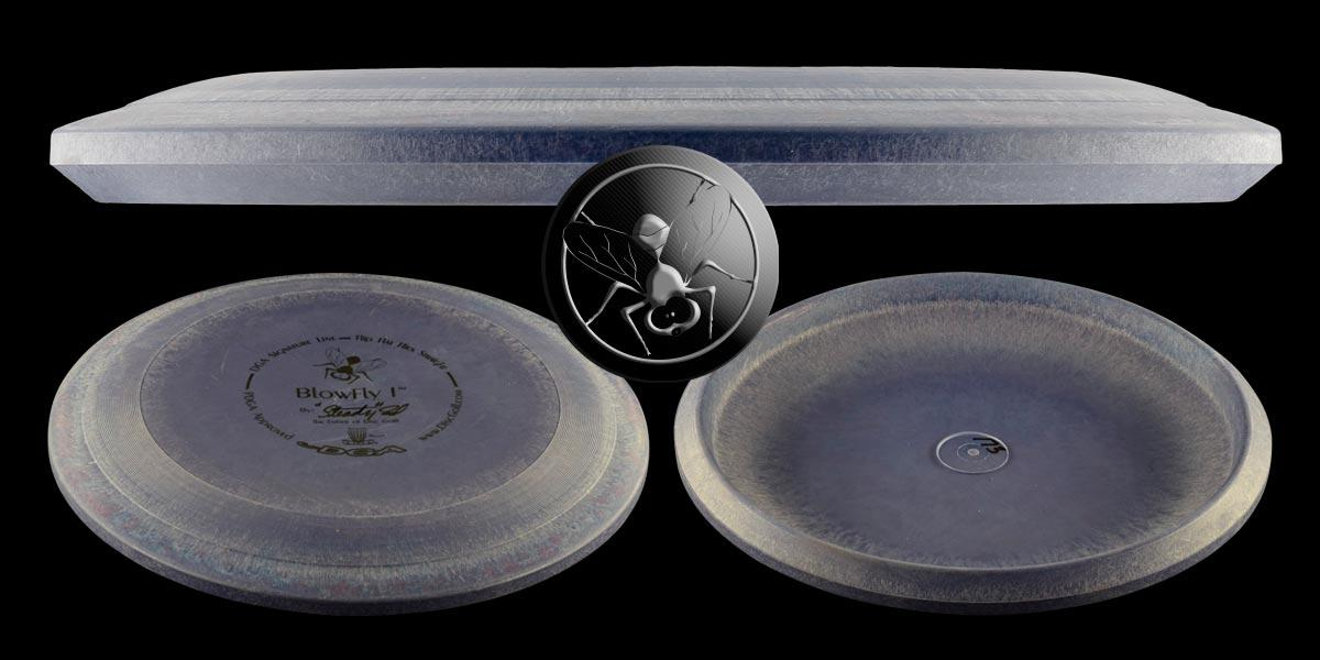 DGA Blowfly 1 Puttand Approach Signature Line Disc Hero Image