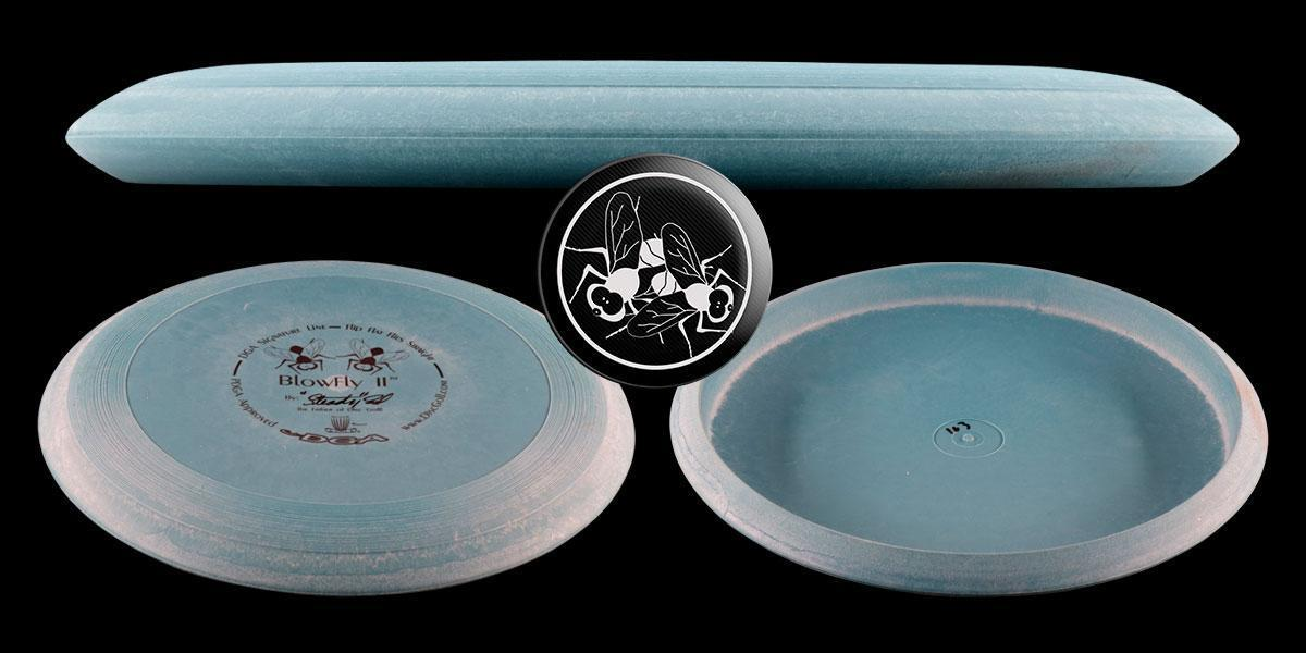 Blowfly 2 Putt and Approach Signature Line Disc Hero Image