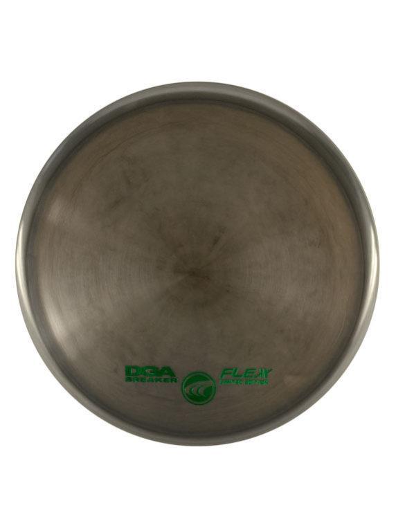 DGA Breaker Putt and Approach Flex Black Disc