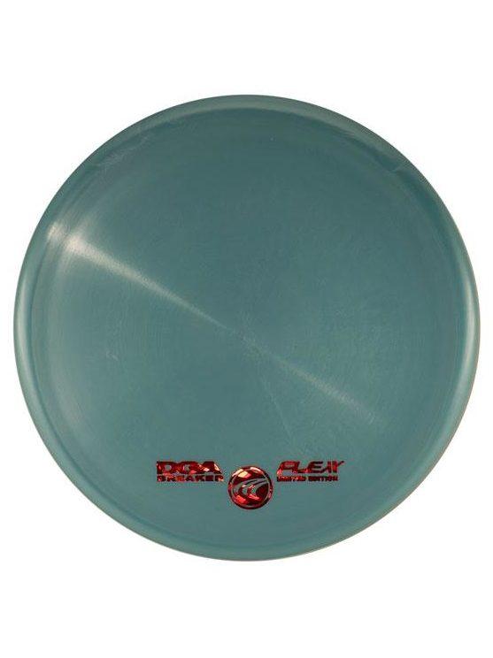 DGA Breaker Putt and Approach Flex Blue Disc