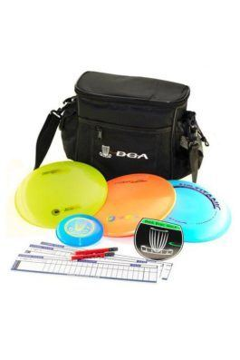 Advanced Disc Golf Starter Set