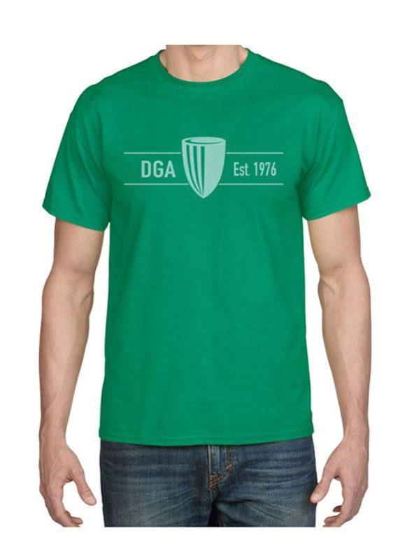 dga-established-tee-green