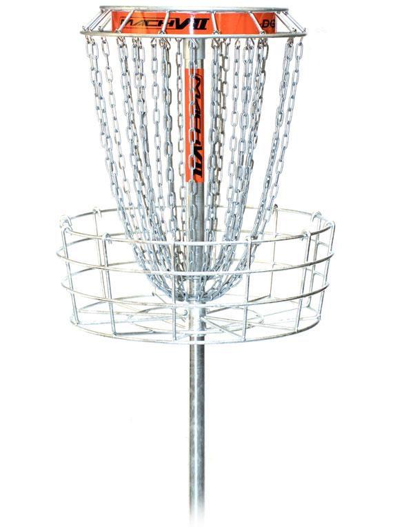 DGA Mach 7 Disc Golf Basket