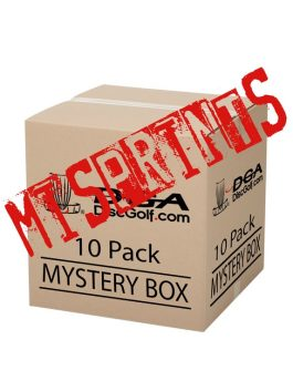 DGA Mis-print Mystery Box 10 Pack