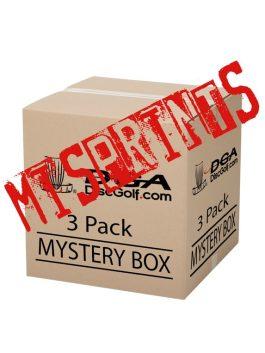 DGA Mis-print Mystery Disc Box 3 Pack