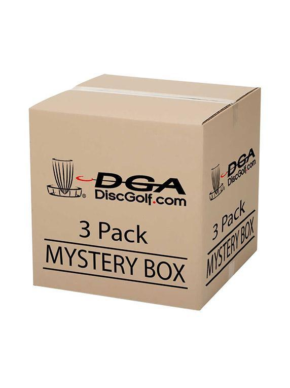 DGA Mystery Disc Box 3 Pack   ($34.99 Value)