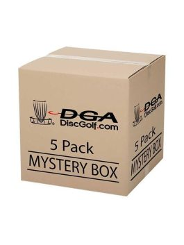 DGA Mystery Box 5 Pack  ($72.97 Value)