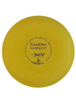DGA Powerdrive Gumbputt Put and Approach Signature LineYellow Disc