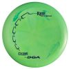 DGA Reef Putt and Approach D Line Green Disc