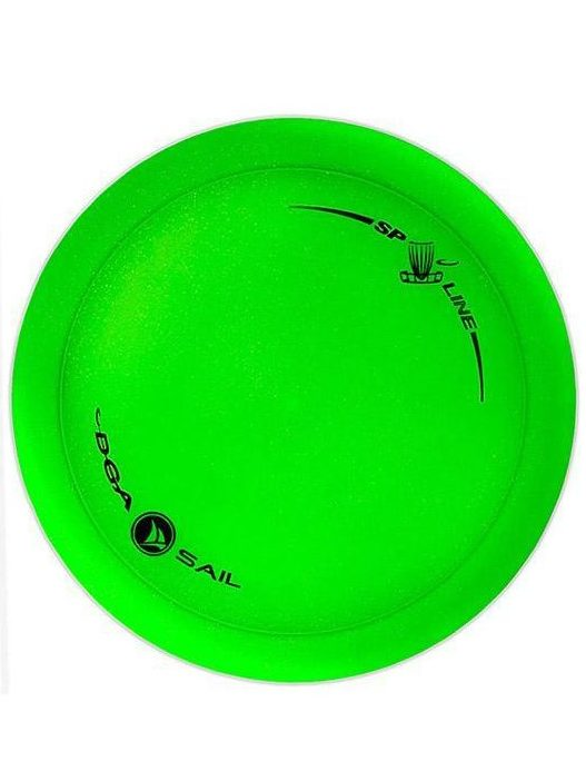 DGA Sail Distance Driver SP Line Green Disc
