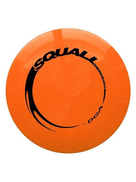DGA Squall Midrange 150 Class Orange Disc