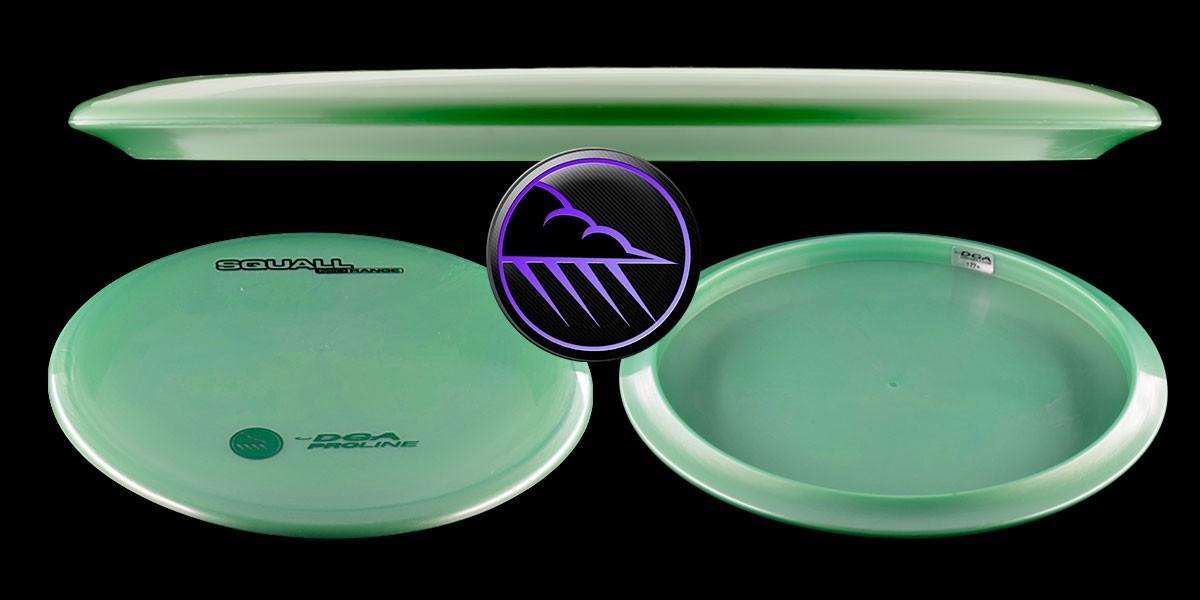 DGA Squall Midrange-ProLine Disc Hero Image