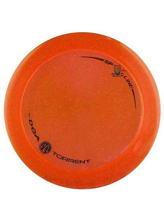 DGA Torrent Distance Driver SP Line Orange Disc