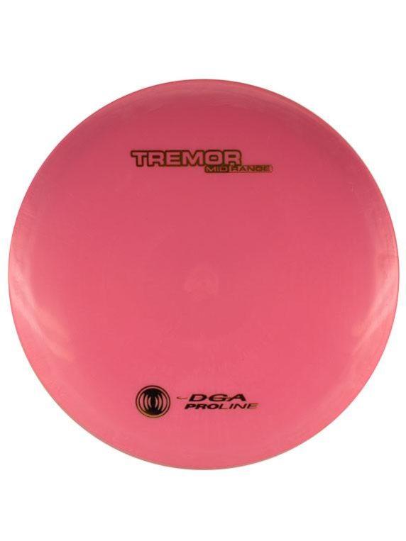 DGA Tremor Midrange Proline Pink Disc