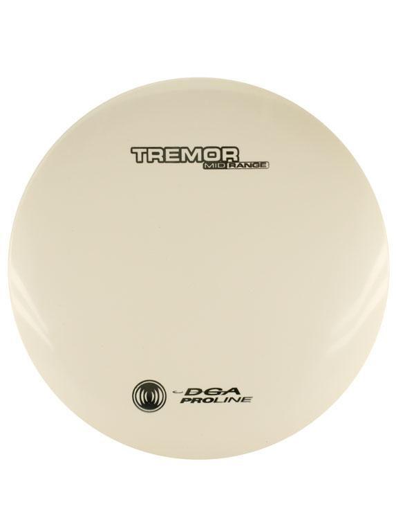 DGA Tremor Midrange Proline White Disc