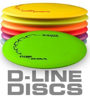 Discs D-Line Plastic