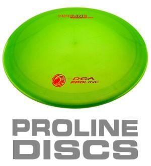 Discs ProLine Plastic