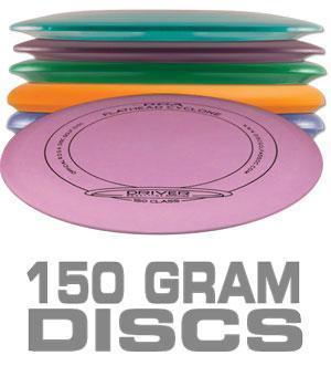 Discs RDGA Line Plastic