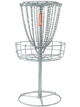 Mach 2 Portable Disc Golf Basket