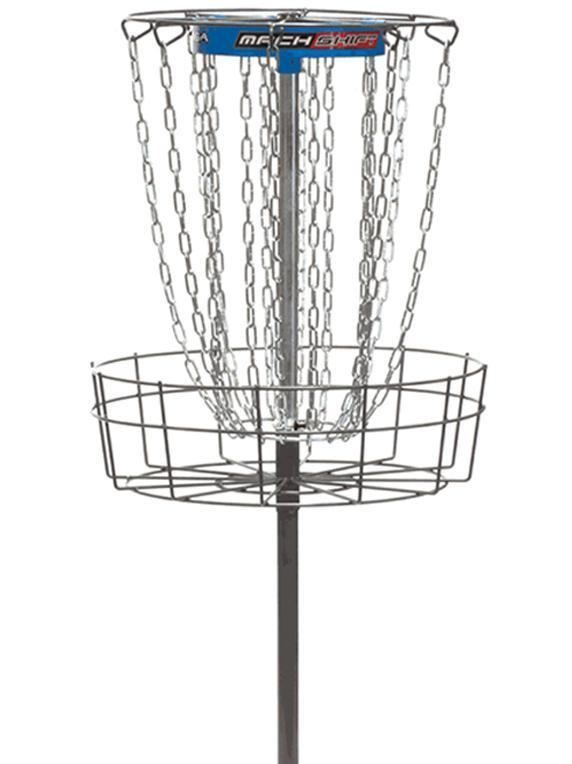 mach shift 3-in-1 portable practice basket blue band