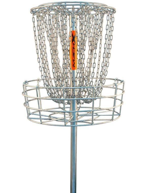 Mach X Permanent Basket Disc Golf Target