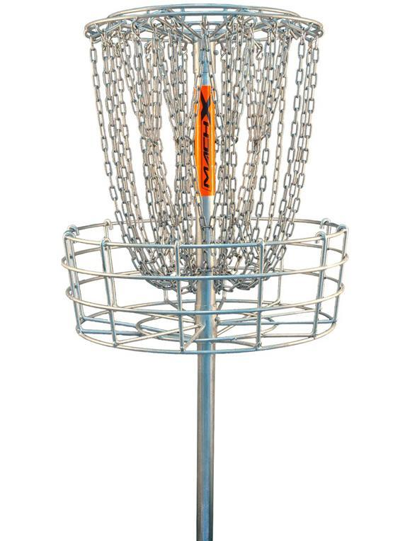 Mach X Permanent Basket Disc Golf Target