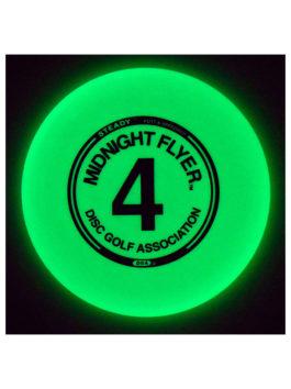 """Midnight Flyer"" Glow Steady #4"