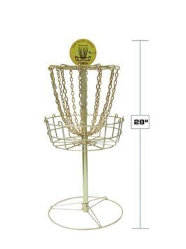 Mini Trophy Disc Golf Basket