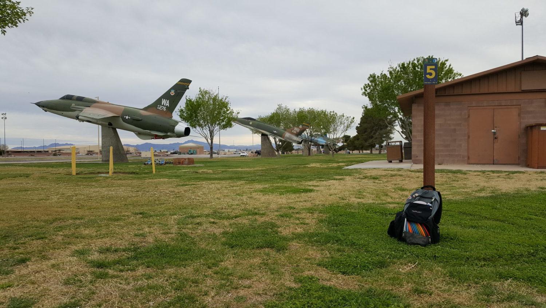 Nellis Air Force Base: Tonn's Travels