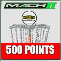 Mach II Heavy-Duty Outdoor Practice Basket