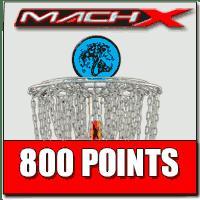 Mach X heavy duty championship level basket