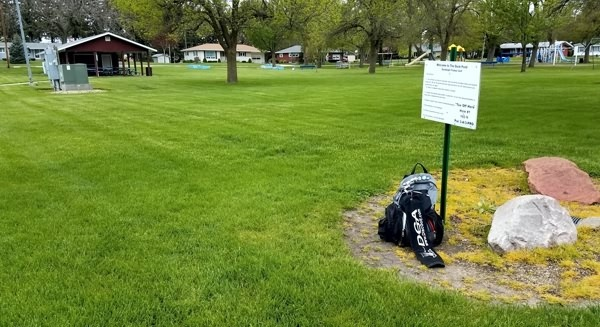 Course Collecting in the Rain in Wisconsin - Tonn's Travels