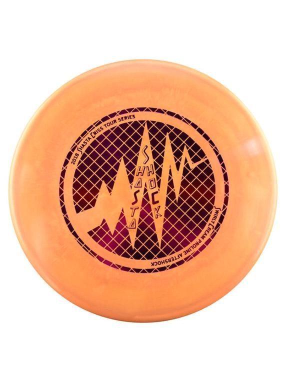 DGA Team Shasta Shock Orange Disc