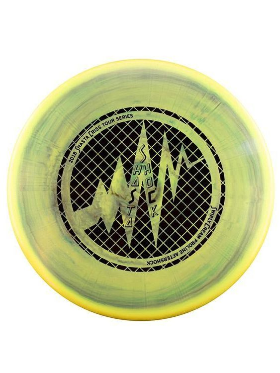DGA Team Shasta Shock Yellow Disc